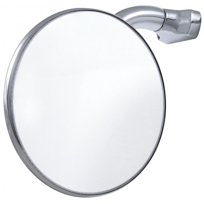 "stainless steel C5001-1 3/"" Peep Mirror with short arm"