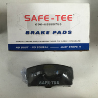 Daihatsu Charade Applause Perodua Rusa S91 Front Brake Pads DB1125