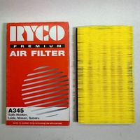 Air Filter FOR Nissan 720 King Cab 1983-1986 Z22 2.2L 4Cyl Wesfil A345