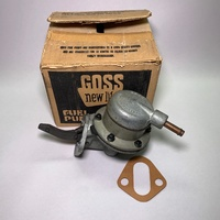 Chrysler Dodge Valiant 225 Slant 6 Mechanical Fuel Pump Goss G593 1962-1971
