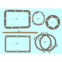 Ford 221 239 SV Flathead V8 65 85 90 100 HP Transmission Gasket Set 1932-48