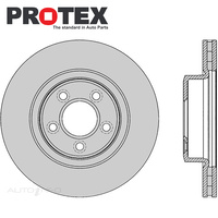 Front Brake Rotor PAIR FOR Ford Falcon BF FG Territory SX Y Z 04-16 DR12316