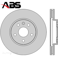 Front Brake Rotor PAIR FOR Holden Astra BK BL Barina TM Cruze JG H 09-On DR12737