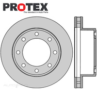 Front Brake Rotor PAIR FOR Ford F250 F350 Super Duty RM RN 99-07 DR798 Protex