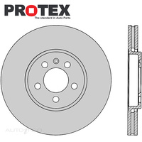 Front Brake Rotor PAIR FOR Audi A1 8X A3 8L Volkswagen Golf GTI MK4 DR802