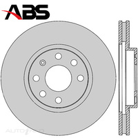 Front Brake Rotor PAIR FOR Holden Barina CD SRI Combo XC 01-07 DR847