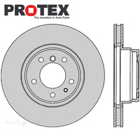 Front Brake Rotor PAIR FOR BMW 728i 730i 730iL 735i 735iL E38 94-02 DR990