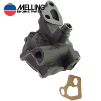 Chrysler Dodge Plymouth Valiant 273 318 340 360 V8 HV Oil Pump Melling M-72HV