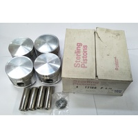 Ford Courier Econovan Mazda Capella 808 B1600 E1600 Piston & Ring Set NA 1.6 +30