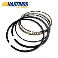 "Chevrolet Holden 283 307 Small Block V8 Piston Ring Set 3.875"" +080 1957-1973"