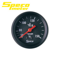 "Speco Mechanical Oil Temperature Gauge 2"" 50-150 Degrees Street Series 533-15"