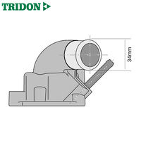 Tridon Thermostat TT1350-198P