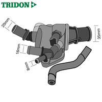Tridon Thermostat TT1670-190