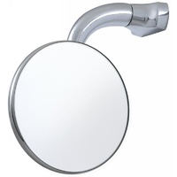 "Classic Style 3"" Peep Universal Door Mirror Left or Right Side"