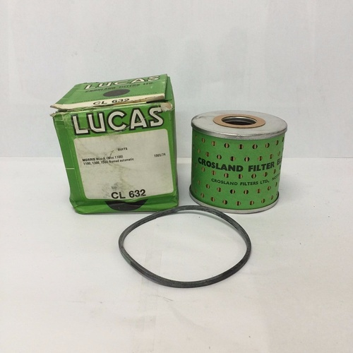 Morris Mini-K 1100 1300 1300 Nomad automatic 1965-74 Crosland Oil Filter R2282P